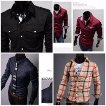 10 Camisas Moda Japonesa Mayoreo Gana Dinero + De 30 Modelos