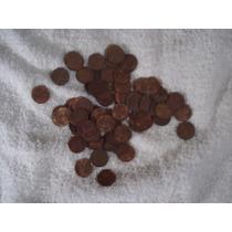 Lote De Monedas De 20 Centavos Cultura Olmeca