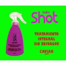 Tratamiento De Caviar Integral Kolor Shot 250 Ml.