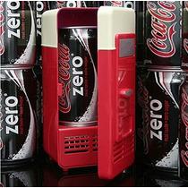 Mini Refrigerador Usb Enfria / Calienta Bebidas
