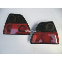 Vw Golf Gti A2 Par De Calaveras Humo 1985-92 Nuevas Mk2 Mdn