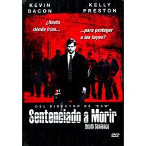 Dvd Sentenciado A Morir ( Death Sentence ) 2007 - James Wan