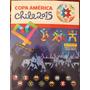 Panini Estampas Sueltas Copa America Chile 2015 // Messi //