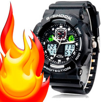 Relojes S-shock Sumergible 50 Mts Buceo