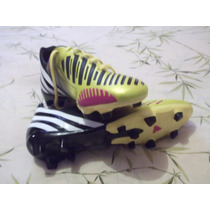 Tacos De Futbol Adidas Predator Del 6 1/2