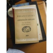 Organización Y Administración - Victor Gallo Martínez