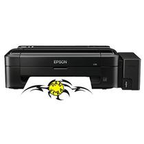Impresora Epson L110 Para Sublimacion Con 500 Ml De Tinta