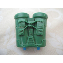 Gijoe 1993 Flak Viper Backpack Launcher Blue Pins