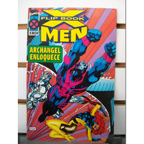 X-men Flip Book 15 Marvel Mexico Intermex