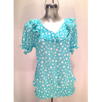 Blusa Essy (vannity, Julio, Zara, Ivonne, Camisas De Mujer)