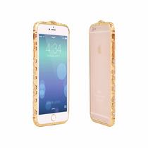 Hermosos Bumpesr Con Cristales Iphone 6 Y 6 Plus