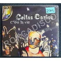 Cd, Celtas Cortos, C´est La Live, Nuevo, Cerrado, U.s.a.