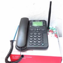 Teléfono Telular Rural Celular Huawei 2g Gsm Antena Tnc Chip