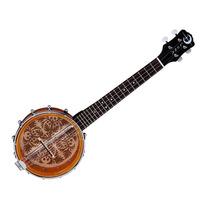 Banjolele Ukulele Concierto Luna, 18 Pulgadas