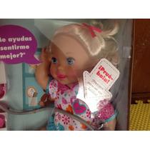 Little Mommy Mami Doctora Original 100 Nueva.