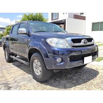 Estupenda Toyota Hilux Sr 2010