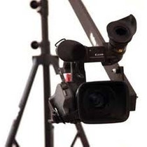 Grua Aerea De Video Cran 2.50 Mts Camaras Dslr Y Video Hd