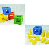 Juguete Miniatura Para Maquina Chiclera, Cubo Magico