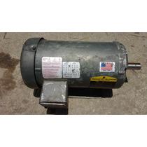 Motor Baldor 3/4 Hp. 220-440 Trifásico 1140 Rpm.
