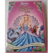 Barbie Princesa De La Isla Dvd Hablado En Español E Ingles