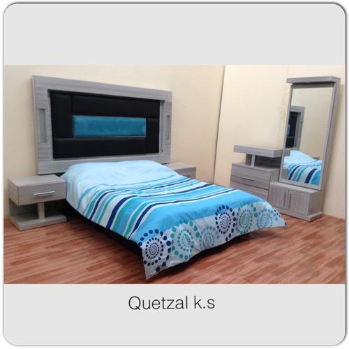 Recamara minimalista 6999 bbd78 precio d m xico for Recamaras minimalistas precios