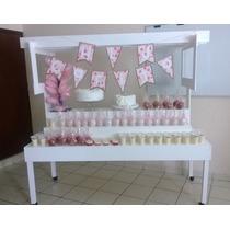 Candy Bar, Mesa De Dulces O Postres Para Cualquier Evento
