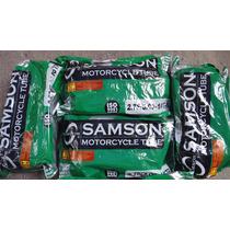 Camaras Para Motocicleta Samson 2.75/3.0 18 Tr4 (lote 5 Pza