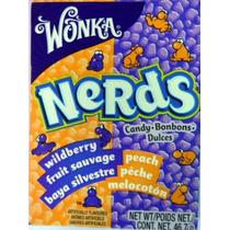 Wonka Nerds Wildberry & Peach
