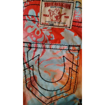 True Religion Jeans Surf Traje De Baño Para Caballero T. 30.