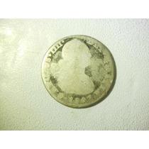 Mexico 1 Real Carlos Iiii 1807 Ceca Mo Plata Ley 0.903
