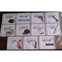 Set De 11 Cds Coleccion Solo Instrumental 1as Ed 2003 Au1