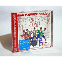Super Junior - Rock&go - Rokkugo - Kpop - Cd Y Dvd