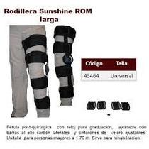 Rodillera Rom Graduable