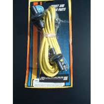 Vocho Cables De Bujias Amarillos Empi 7mm