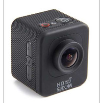 Camara Sjcam M10 Wifi Hd Foto Digital Lente Pila Accesorio