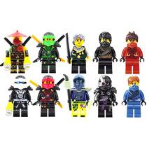 Set Sw9 De Ninjago Kai Zane Lloyd Compatible Con Lego