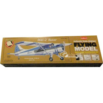 Guillows Avion Dhc2 Beaver P/ Armar En Madera Balsa 1/24