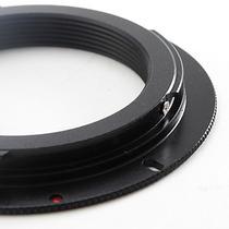 Adaptador Montura M42 Lente Rosca Para Camara Canon Eos