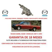 Caja Direccion Sinfin Hidraulica P/ Caja Mazda B2000, B2200