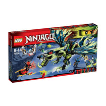 Lego Ninjago 2016 El Ataque Del Dragon Morro 70736