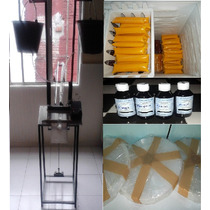 Maquina Selladora Bolis Doble Paquete Concentrados Plastico