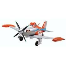 Aviones De Disney Deluxe Hablar Dusty Crophopper Plano