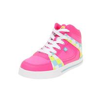 Charly - Tenis Skate - Rosa - 1070506 Ss15