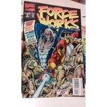 Comic Marvel En Ingles Force Works No.2