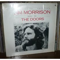 Jim Morrison Lp Nacional Una Oracion Americana The Doors