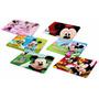 10 Manteles Personalizados Mickey & Minnie Fiesta En Oferta!