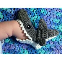 Calectines De Tiburon Tejidos Bebés