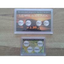 Acrilico Lewis & Clark Para Monedas De 5 Centavos