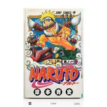 Naruto Manga Vol.1 Original Japonés Primera Edición Año 2000