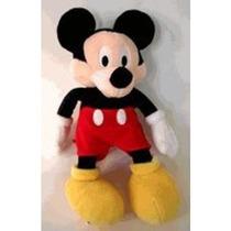 Mochila Disney Mickey Mouse De Felpa